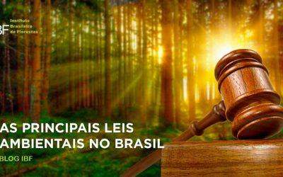 As Principais Leis Ambientais no Brasil