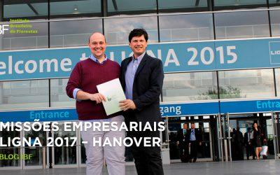 Missões Empresariais – Ligna 2017 – Hanover