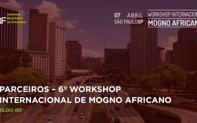 Parceiros – 6º Workshop Internacional de Mogno Africano