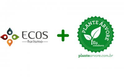 ECOS Turismo e Programa Plante Árvore