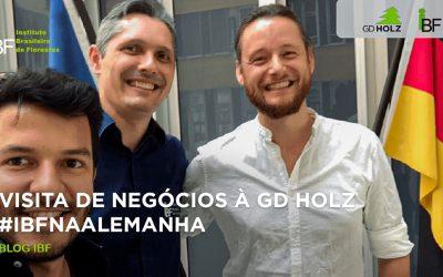 Visita de negócios à GD Holz – #IBFnaAlemanha