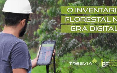 O Inventário Florestal na Era Digital