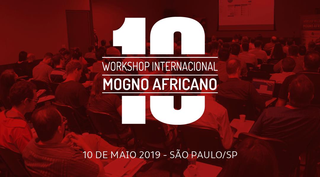 10 workshop internacional de Mogno Africano