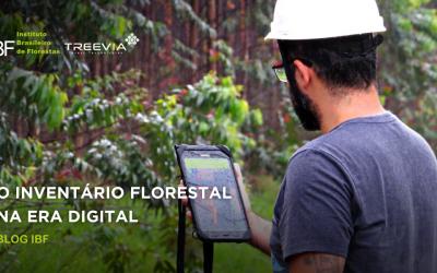 5 tecnologias disponíveis no inventário florestal
