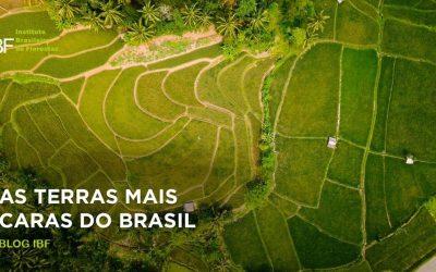 Fatores de valorização das terras rurais no Brasil