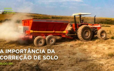 A importância da correção do solo