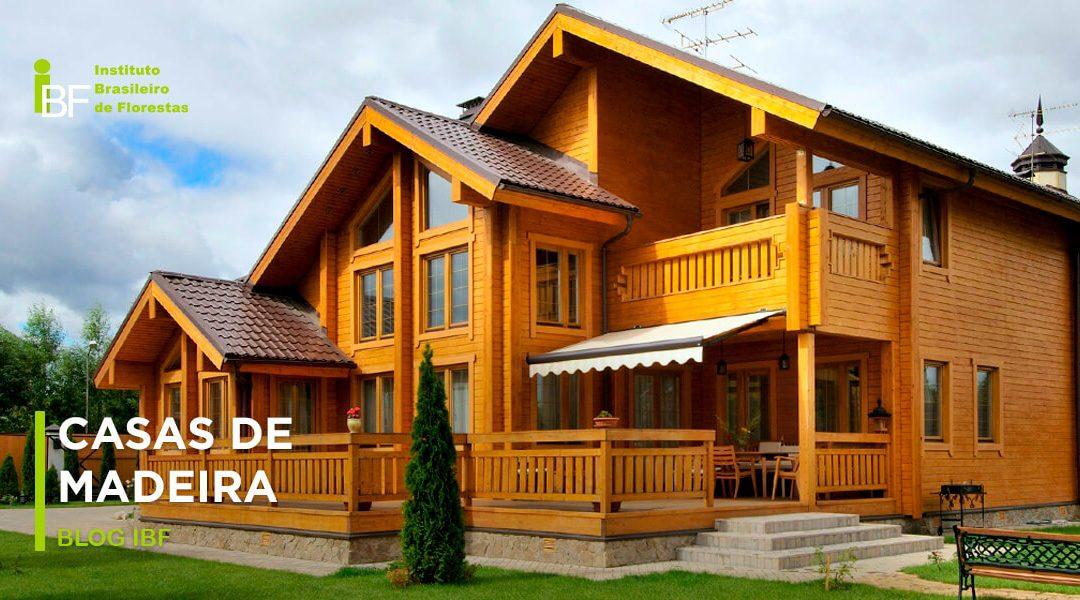 Construção de casas de madeira vale a pena?